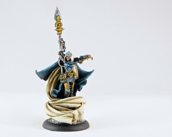 """""""Time bomb!"""" Haley (Privateer Press)"""
