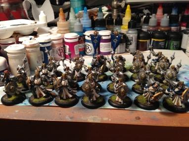 Precursor Knights (two full units)