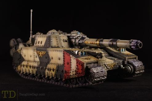 Astra Militarium 40k (Shadow Sword tank)