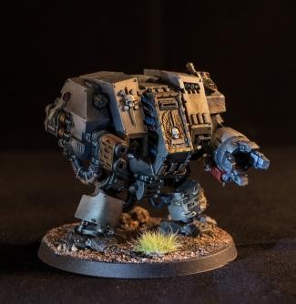 Grey Knight Dreadnaught (Games Workshop)