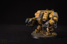 Imperial Fist Dreadnaught (Games Workshop)