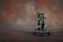 Lys Healer (Privateer Press)