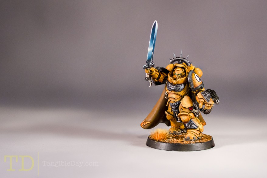 Primaris Captain - Imperial Fist Space Marine (Games Workshop)